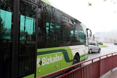 Planificación de la red de Bizkaibus