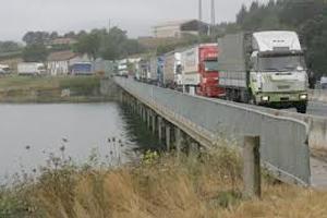 Proyecto de análisis del tráfico pesado en la N-240 en Legutio