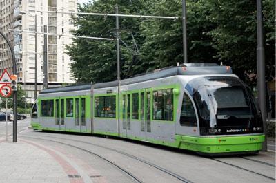 Estudio de demanda del tranvía de Leioa