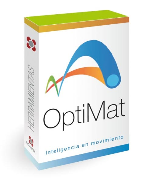 OptiMat Aplicación Ingartek