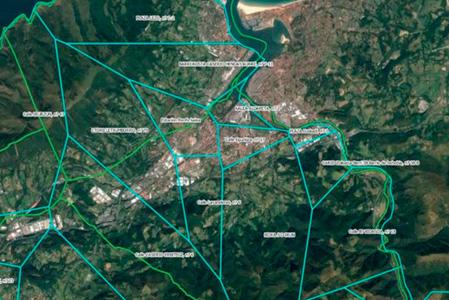 Datos de telefonía móvil para el Ayuntamiento de Irun